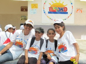 Running for Hope – Children with Cancer in the Summer of Their Lives