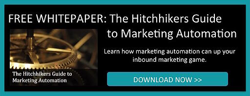The Hitchhikers Guide to Marketing Automation