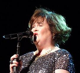 Marketing fails - Susan Boyle