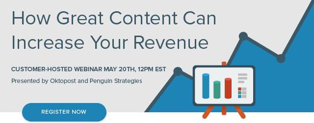 Can Content Marketing Increase Revenue?