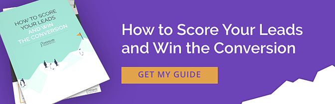 Get Guide: How to Score your Leads and Win the Conversion