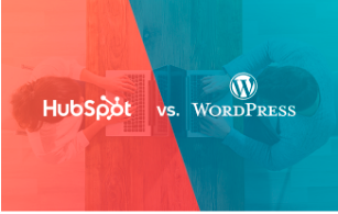 hubspot vs. wordpress Penguin Strategies