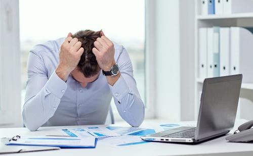 GDPR stress