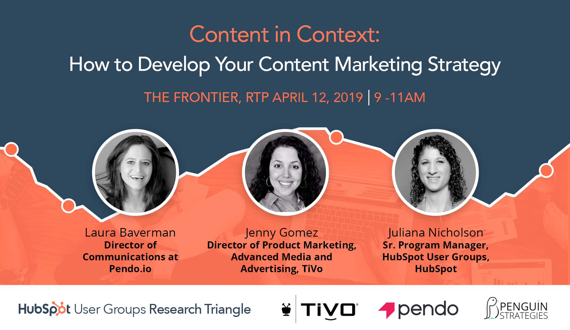 Content in Context: How to Develop Your Content Marketing Strategy banner