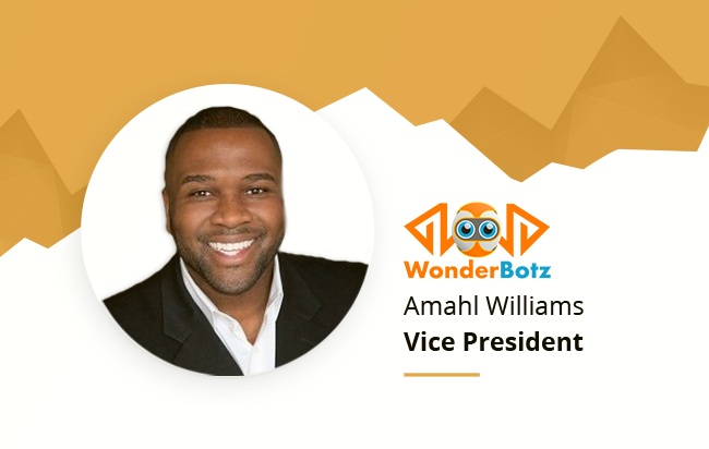 The Storyteller of WonderBotz – Interview with Amahl Williams