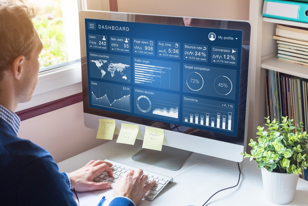 8 Tips For A Digital Marketing Dashboard To Monitor Your KPIs