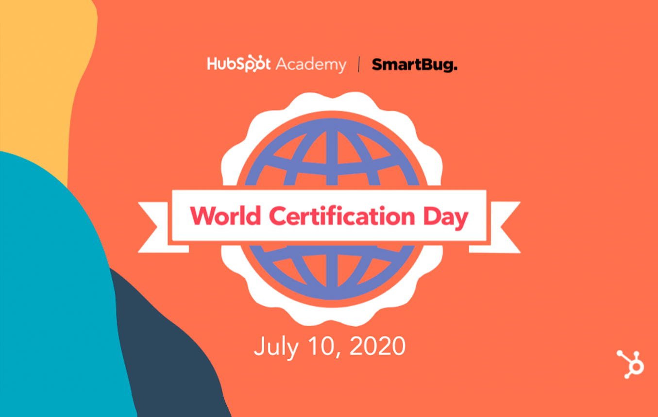 HubSpot Academy World Certification Day