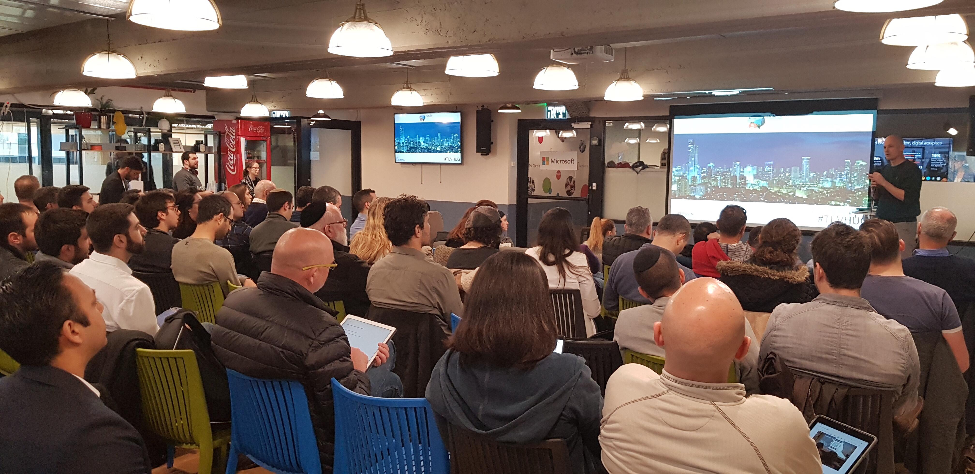 Recap: HubSpot Users Group Meetup Q1 2018