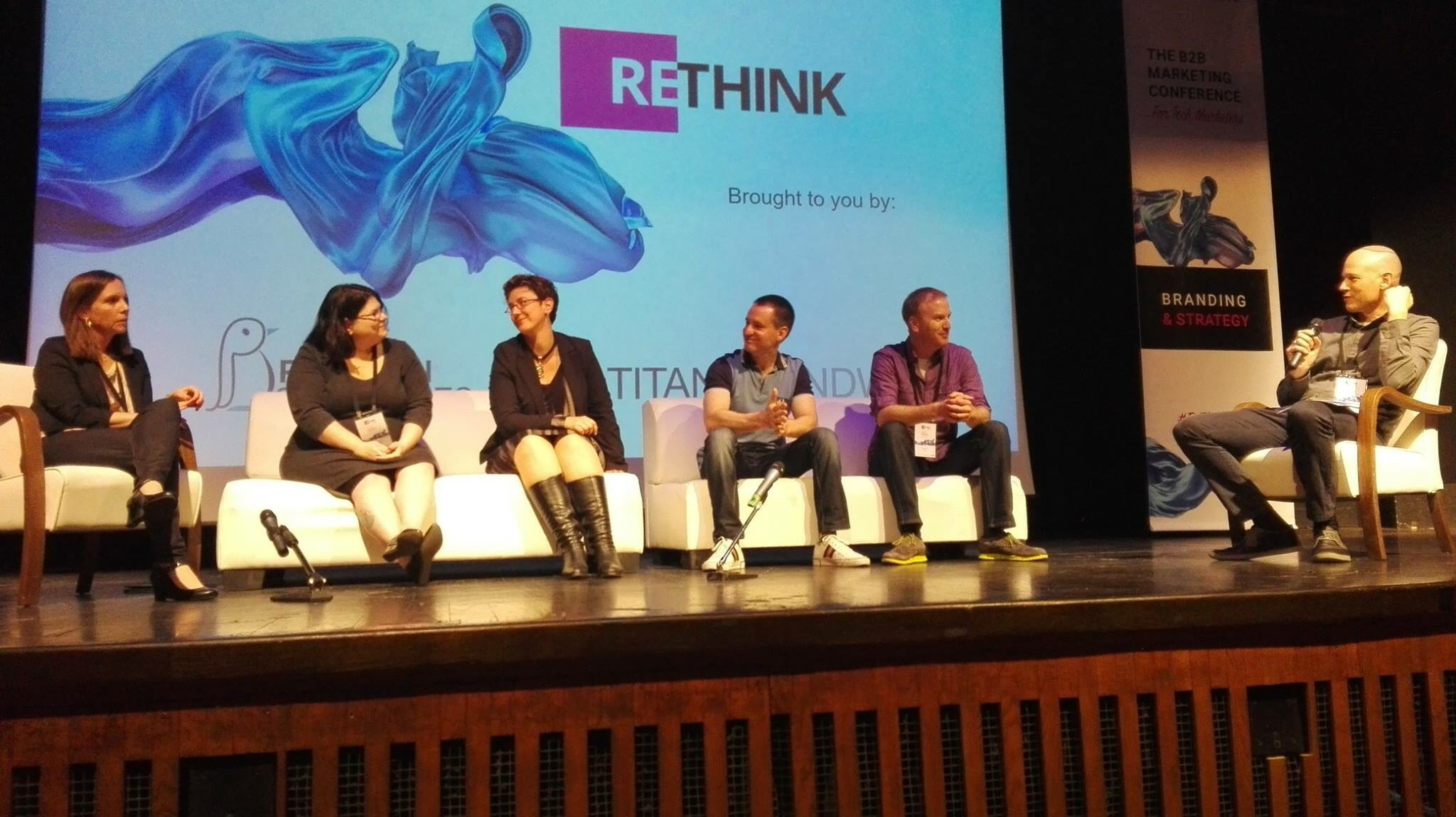 Recap: ReThink B2B Marketing Summit Q1 2018
