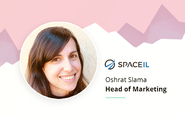 Out of this world marketing - Interview with Oshrat Slama from Space IL