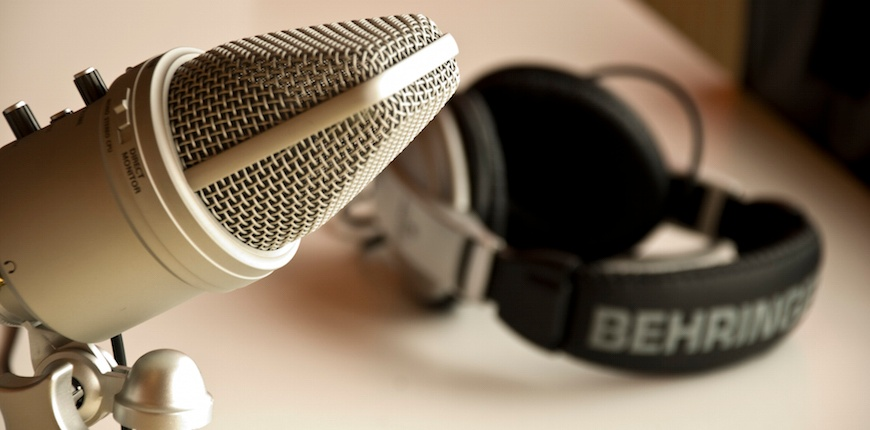 Marketing Podcasts That Will Help You Drive Web Traffic