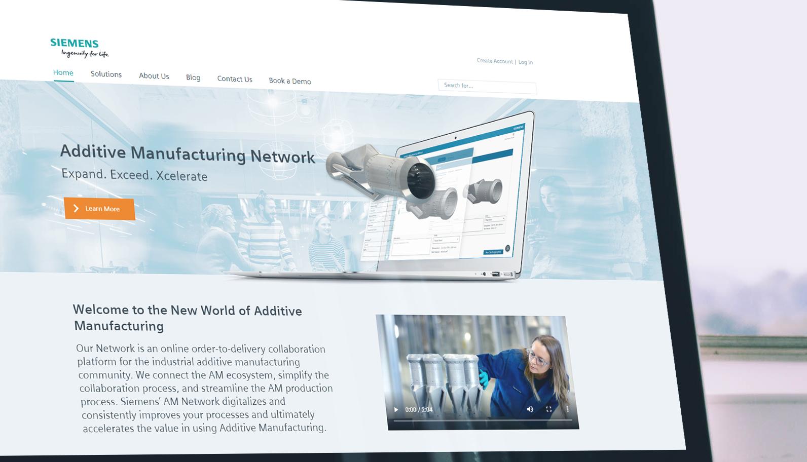 Siemens mockup