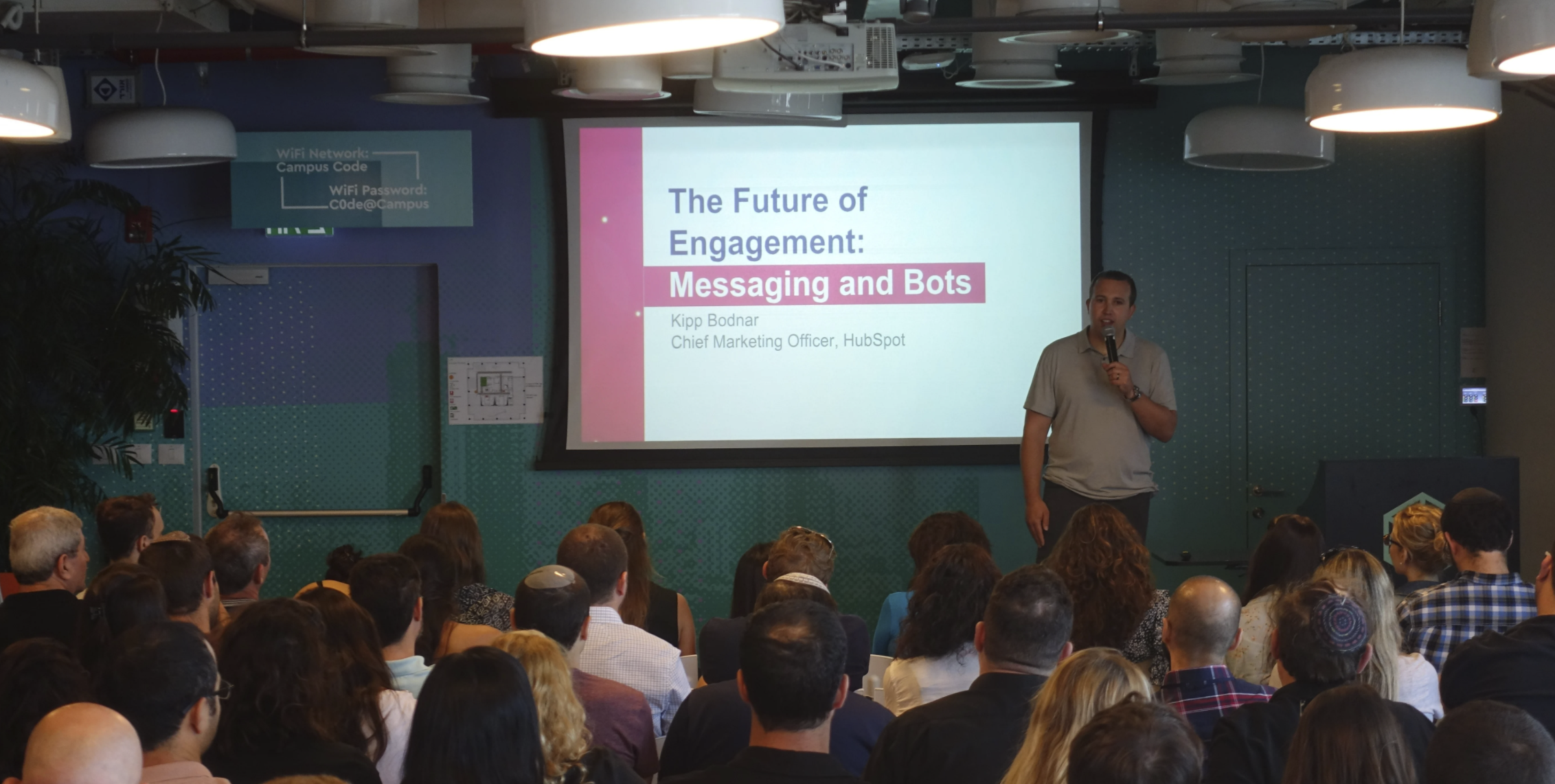 THE FUTURE OF ENGAGEMENT: MESSAGING & BOTS