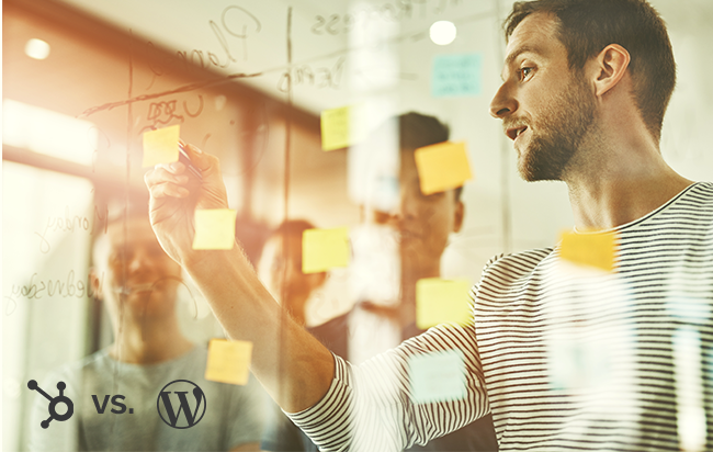 HubSpot vs. WordPress: What's the best choice for your CMS?