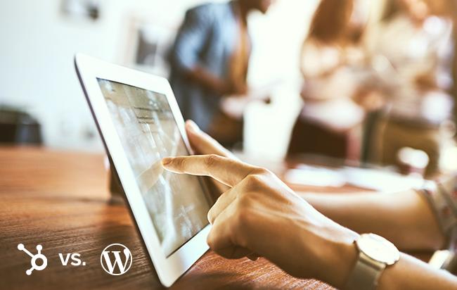 HubSpot vs. Wordpress: Building the Perfect Landing Page