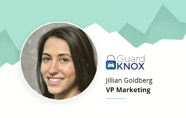 Applying methods developed in defense aviation to the streets  - Interview with Jillian Goldberg of Guardknox