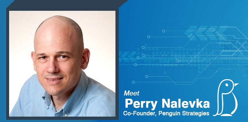 15 fun facts you didn't know about Penguin Strategies & Perry Nalevka: