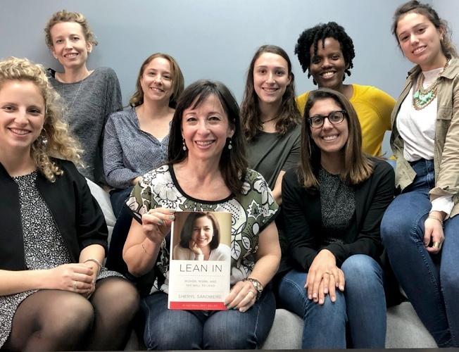 Women in Tech – Yes You Can...Lean Back In!